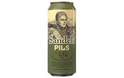 Sandels Pils 4,8% 0,5l tlk