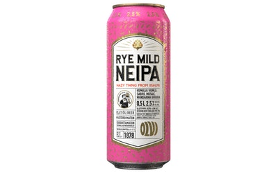 OLVI Rye Mild NEIPA 2,5% 0,5l - kuva