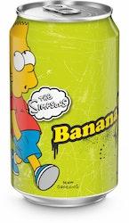 Simpsons BananaX virvoitusjuoma 0,33l
