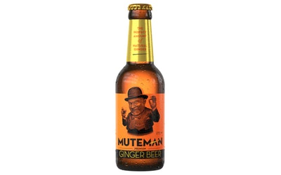 Muteman Premium Ginger Beer 0,275l