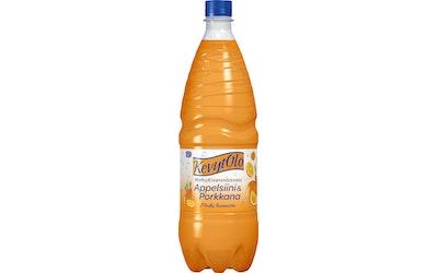 KevytOlo appelsiini-porkkana mehukivennäisvesi 1,5l