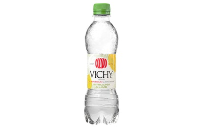 Olvi Vichy sitruuna-lime + Mg 0,5l