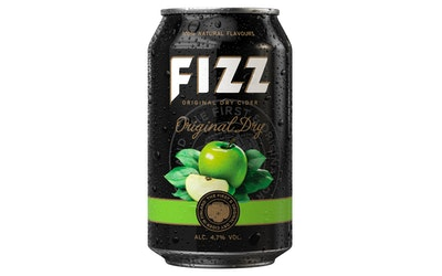 FIZZ Original Dry 4,7 % 0,33l tlk SI