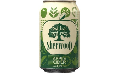 Sherwood omenasiideri 4,7% 0,33l tlk