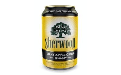 Sherwood Oaky Apple Cider 4,7% 0,33l tlk