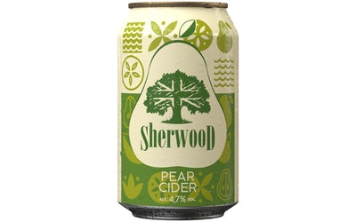Sherwood Pear Cider 4,7% 0,33l tlk