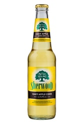 Sherwood Oaky Apple Cider 4,5% 0,33l klp