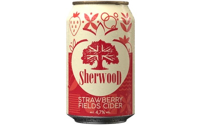 Sherwood Strawberry Field 4,7% 0,33l