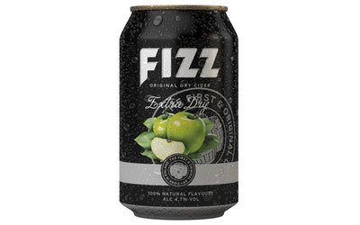Fizz Extra Dry Cider 4,7% 0,33l tlk SI