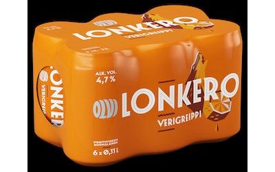 Olvi Verigreippilonkero 4,7% 0,33 6-pack