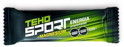 TEHO Sport 50g omena-kaneli energiapatukka