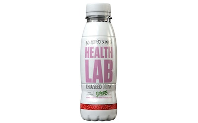 Health Lab Chia Seed Drink 0,33l