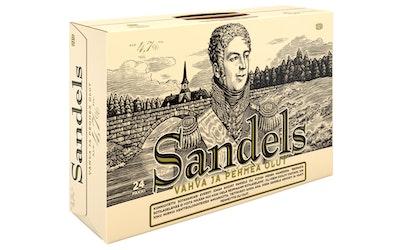 Sandels 4,7% 0,33l 24-pack