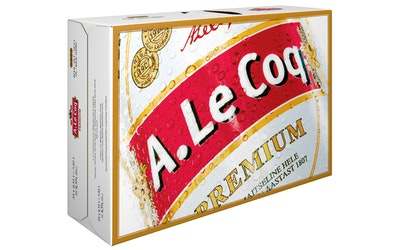 A.Le Coq Prem 4,5% 0,33l tlk 24-pack