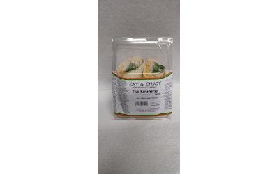 Eat&Enjoy Thai kana wrap 180g