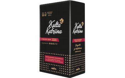 Kulta Katriina kahvi Premium tummapaahto 425g