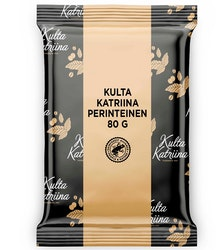 Kulta Katriina Perinteinen 50x80g hienojauhettu suodatinkahvi