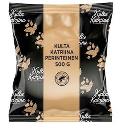 Kulta Katriina Perinteinen 10x500g puolikarkeaksi jauhettu suodatinkahvi