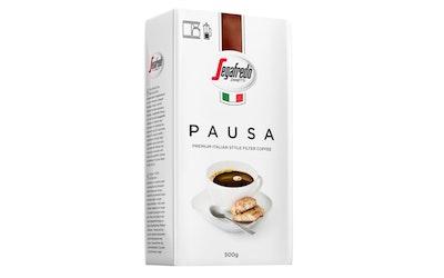 Segafredo Pausa kahvi 500g tumma sj