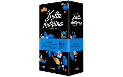 Kulta Katriina Reilu kahvi 450g suodatinjauhatus