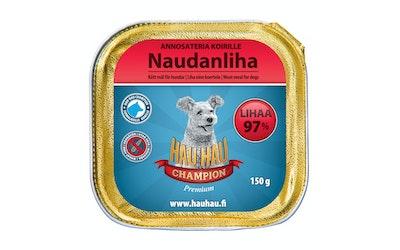 HHC annos-ateria koirille 150g nauta
