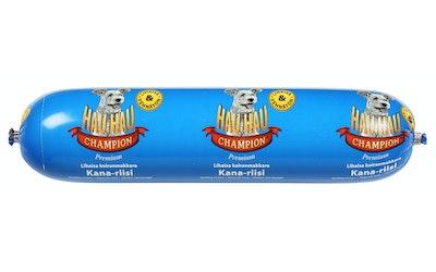 Hau-Hau Champion Kana-riisi makkara 800 g
