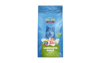 Hau-Hau Champion täysravinto kaikille koirille 15kg lammas-riisi
