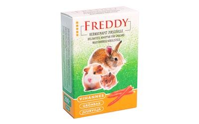 Freddy herkkunapit jyrsijöille 35g vihannes