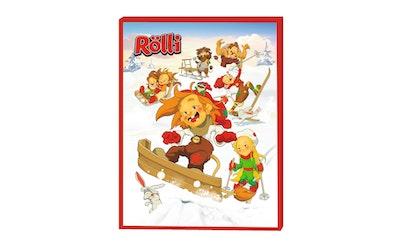 Rölli joulukalenteri 200g