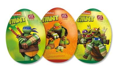 Turtles yllätysmuna 50g