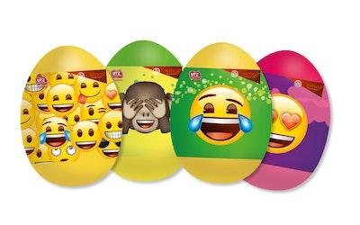 Emoji 50g yllätysmuna