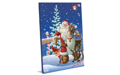 Santa Claus joulukalenteri 50g
