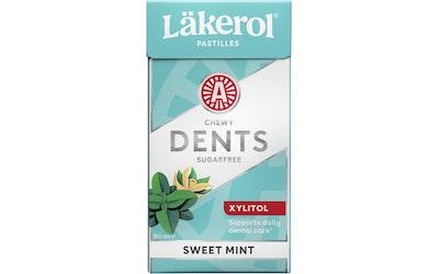 Läkerol dents sweetmint ksylitolipastilli 36g