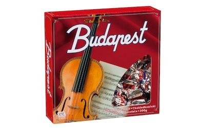 Budapest 300g Original suklaakonvehti