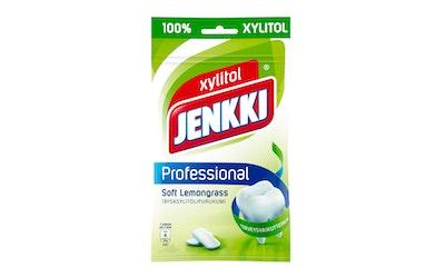 Jenkki Professional 90g Soft Lemongrass täysksylitolipurukumi