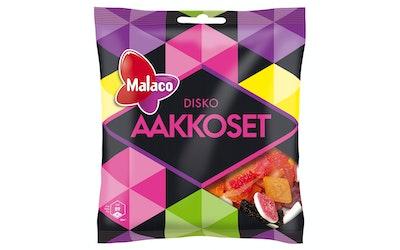 Malaco Aakkoset 280g Disko makeissekoitus