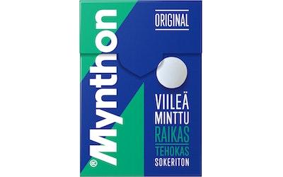 Mynthon Viileä Minttu kurkkupastilli 85g sokeriton