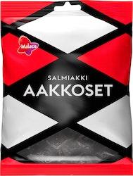 Malaco Aakkoset 180g Salmiakki salmiakkimakeisia