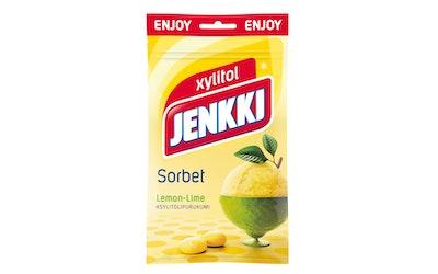 Jenkki Tasty Sorbet 70g Lemonlime