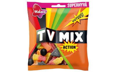 Malaco TV Mix makeispussi 325g action