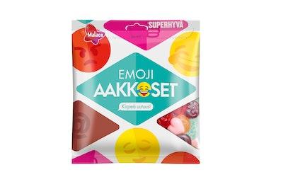 Malaco Aakkoset makeissekoitus 315g Emoji