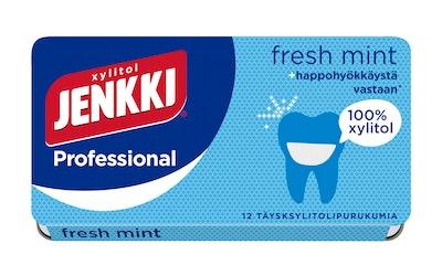 Jenkki pro care täysksylitolipurukumi fresh mint 17g