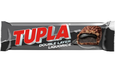 Tupla 48g Double Layer Liquorice