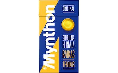 Mynthon 39g sitruuna-hunaja +C vit