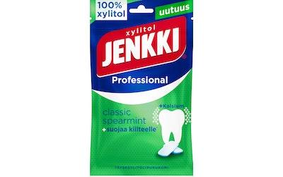 Jenkki Professional Classic Spearmint 90g täysksylitolipurukumi