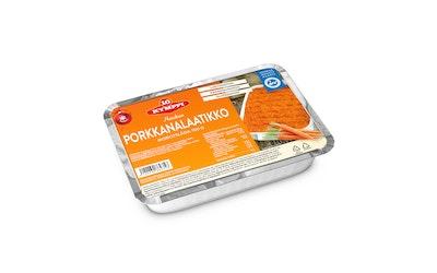 Kymppi porkkanalaatikko kypsä pakaste 700g