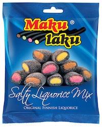 Makulaku salty liquorice mix 200g