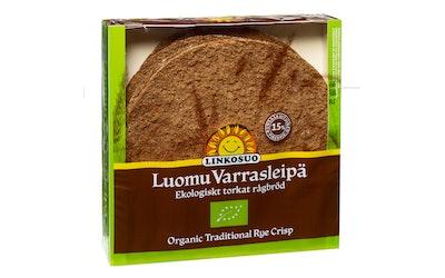 Linkosuo Luomu Varrasleipä 500 g
