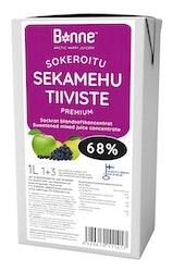Bonne 1l Sokeroitu Sekamehutiiviste 68%