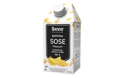 Bonne premium banaanisose 100% 0,5l